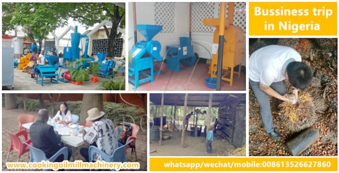 edible oil machine in nigeria