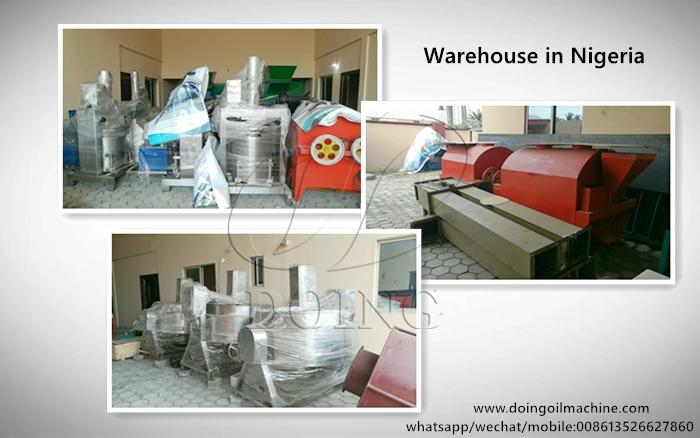 vegetable oil machine in nigeria