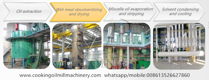 peanut oil production machine
