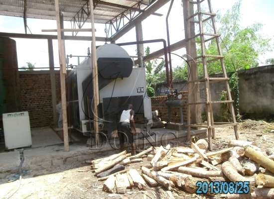 30TPD palm oil refinery plant project in Congo