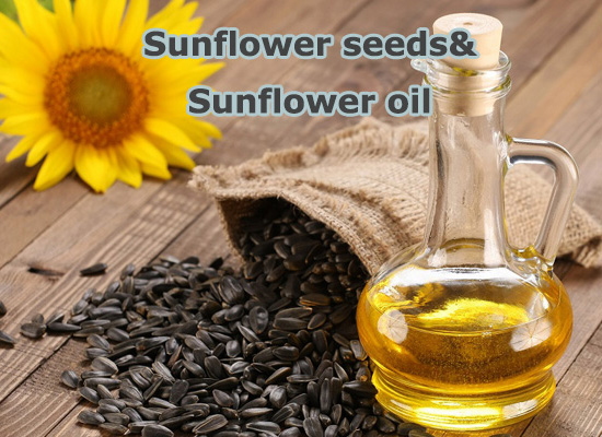 How to press sunflower oil from seeds?
